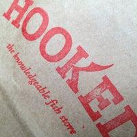 Foto scattata a Hooked da Dan G. il 12/31/2012