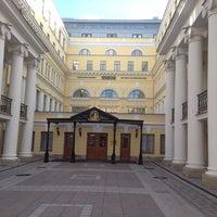 Das Foto wurde bei The Official State Hermitage Hotel von Daniela 👑 am 10/16/2013 aufgenommen