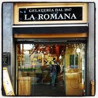 Photo prise au Gelateria La Romana par Marco V. le6/28/2013