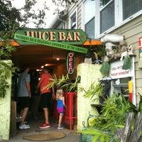 11/10/2012 tarihinde Joe B.ziyaretçi tarafından JuiceLand'de çekilen fotoğraf