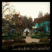 Foto scattata a Atlanta Botanical Garden da Roy M. il 12/15/2012