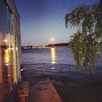 Das Foto wurde bei Kulttuurisauna von Katri K. am 9/5/2013 aufgenommen