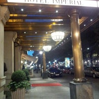 Das Foto wurde bei Hotel Imperial von Anna Genial L. am 10/8/2012 aufgenommen
