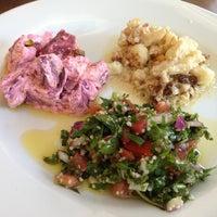 6/29/2013 tarihinde Christine L.ziyaretçi tarafından Kanella: Greek Cypriot Kitchen'de çekilen fotoğraf