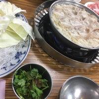 Das Foto wurde bei 長白小館 von sawako b. am 9/30/2018 aufgenommen