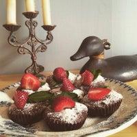 Снимок сделан в Oh! My tea пользователем Olya_bragina 5/16/2015