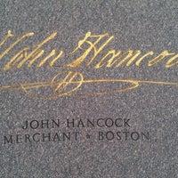 Снимок сделан в Memorial to the 56 Signers of the Declaration of Independence пользователем Amanda A. 7/14/2013