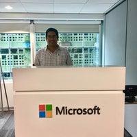 Снимок сделан в Microsoft Perú пользователем Ernesto C. 10/5/2017
