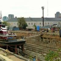 Foto diambil di Brooklyn Navy Yard Center at BLDG 92 oleh Natalya pada 10/6/2012