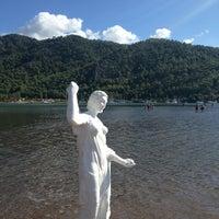 Foto scattata a Kız Kumu Plajı da Verda A. il 9/17/2013