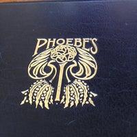 12/11/2017にApril B.がPhoebe's Restaurant and Coffee Loungeで撮った写真
