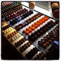 7/13/2013 tarihinde Shannon H.ziyaretçi tarafından All Chocolate Kitchen'de çekilen fotoğraf