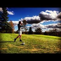 Photo prise au Mount Snow Golf Club par Stephanie H. le10/1/2012