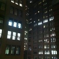 10/21/2012 tarihinde Anastasia M.ziyaretçi tarafından Hotel Giraffe'de çekilen fotoğraf