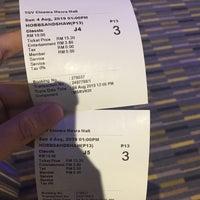 Tgv Cinemas Multipleks Di Kemaman