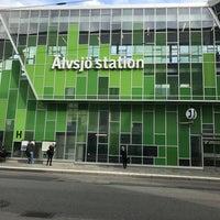 älvsjö station adress