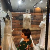 Photo Taken At Almond Tree Wedding Boutique By Mark C On 10 21