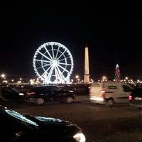 Das Foto wurde bei Obelisk von Luxor von Kro B. am 12/26/2012 aufgenommen