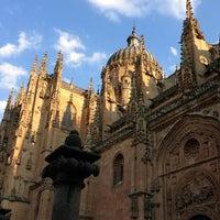 Foto tomada en Catedral de Salamanca por Giovanna Z. el 8/20/2013