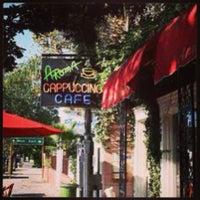 Das Foto wurde bei Aroma Coffee and Tea Co. von Amy S. am 2/21/2013 aufgenommen
