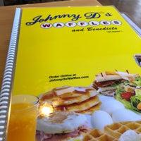 Foto tirada no(a) Johnny D's Waffles and Bakery por Jonathan U. em 1/24/2021