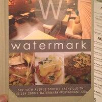 Foto diambil di Watermark Restaurant oleh Alyson M. pada 2/23/2014