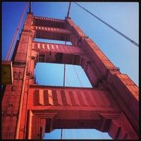 Das Foto wurde bei Golden Gate Bridge von Marc V. am 7/6/2013 aufgenommen
