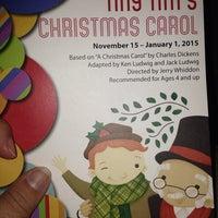 Foto tomada en Adventure Theatre MTC por sue b. el 11/23/2014