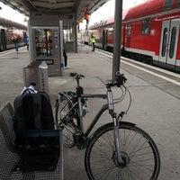 Das Foto wurde bei Bahnhof Berlin-Lichtenberg von David L. am 9/10/2018 aufgenommen
