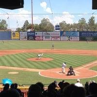 9/2/2013 tarihinde Brad E.ziyaretçi tarafından Cashman Field'de çekilen fotoğraf