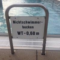 Снимок сделан в SchwimmPark Bellheim пользователем Stefan S. 7/22/2014