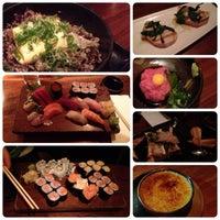 Photo prise au Blue Ribbon Sushi Bar & Grill par Janet M. le10/20/2013