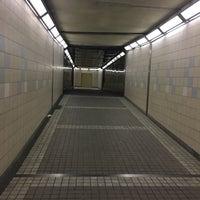 飯倉片町 地下横断歩道