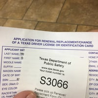 State of Texas: Drivers License Office - Government Building