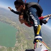 10/10/2014 tarihinde Lysis L.ziyaretçi tarafından Skydive México'de çekilen fotoğraf