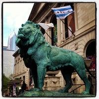 Das Foto wurde bei The Art Institute of Chicago von Jason S. am 5/4/2013 aufgenommen
