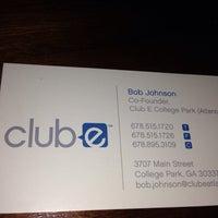 Foto tomada en Club E Atlanta por Donna Marie J. el 7/9/2014