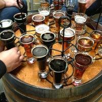 Foto diambil di Belching Beaver Brewery oleh Kate R. pada 1/13/2013