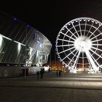 Снимок сделан в ACC Liverpool пользователем Ian E. 11/18/2012