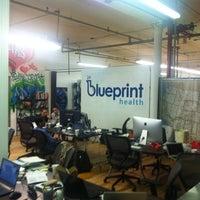 Foto tomada en Blueprint Health por zizoo el 9/8/2014