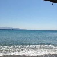 9/1/2013 tarihinde Meltem K.ziyaretçi tarafından Mandalya Beach & Restaurant'de çekilen fotoğraf