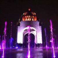 7/14/2013 tarihinde Luzbel M.ziyaretçi tarafından Monumento a la Revolución Mexicana'de çekilen fotoğraf