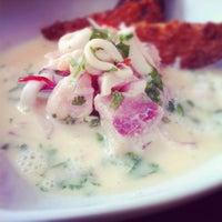 10/28/2012 tarihinde Thiago C.ziyaretçi tarafından Suri Ceviche Bar'de çekilen fotoğraf