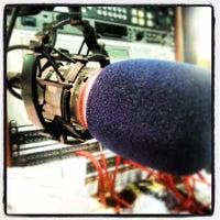 Foto tomada en Tarragona Radio 96,7FM por Joan Maria B. el 5/7/2013
