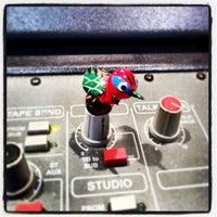 Foto tomada en Tarragona Radio 96,7FM por Joan Maria B. el 3/12/2013