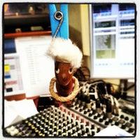 Foto tomada en Tarragona Radio 96,7FM por Joan Maria B. el 2/8/2013