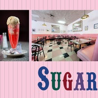 Foto tirada no(a) Sugar Bowl Ice Cream Parlor Restaurant por Sugar Bowl Ice Cream Parlor Restaurant em 9/23/2013