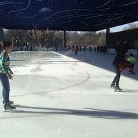 Foto scattata a LeFrak Center at Lakeside da Jase il 12/21/2013