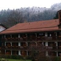 Снимок сделан в Hotel Bachmair Weissach пользователем Michael S. 11/11/2013