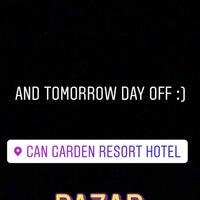 10/6/2018 tarihinde Mustafa Azbay (Carlos Ani)ziyaretçi tarafından Can Garden Resort'de çekilen fotoğraf